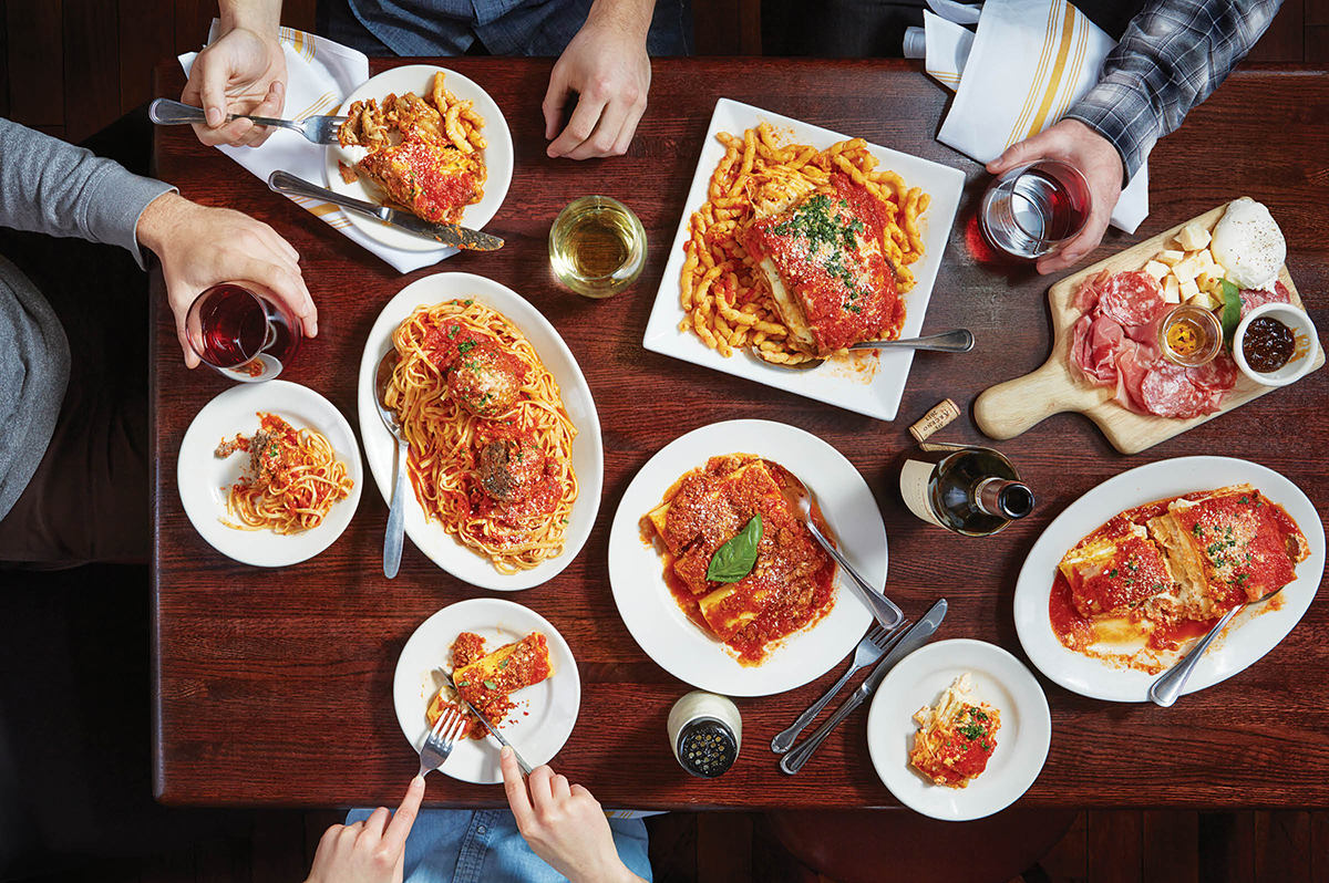 Best North End Restaurants Guide Boston La Famiglia Giorgio S