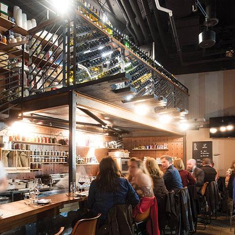 best wine bars boston sq