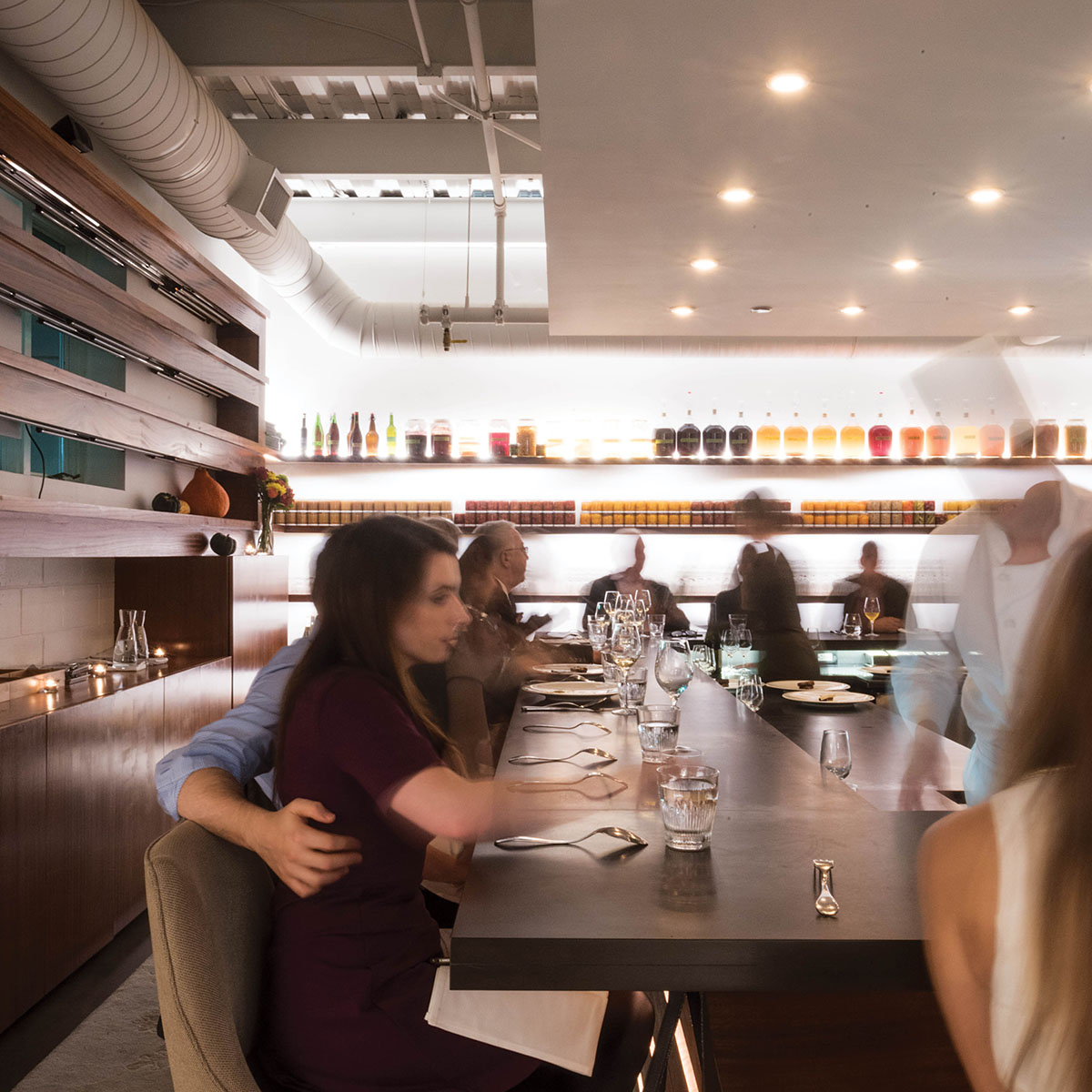 best wine bars boston tasting counter
