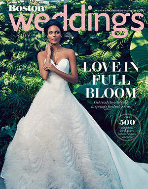 boston weddings cover spring summer 2017 featured