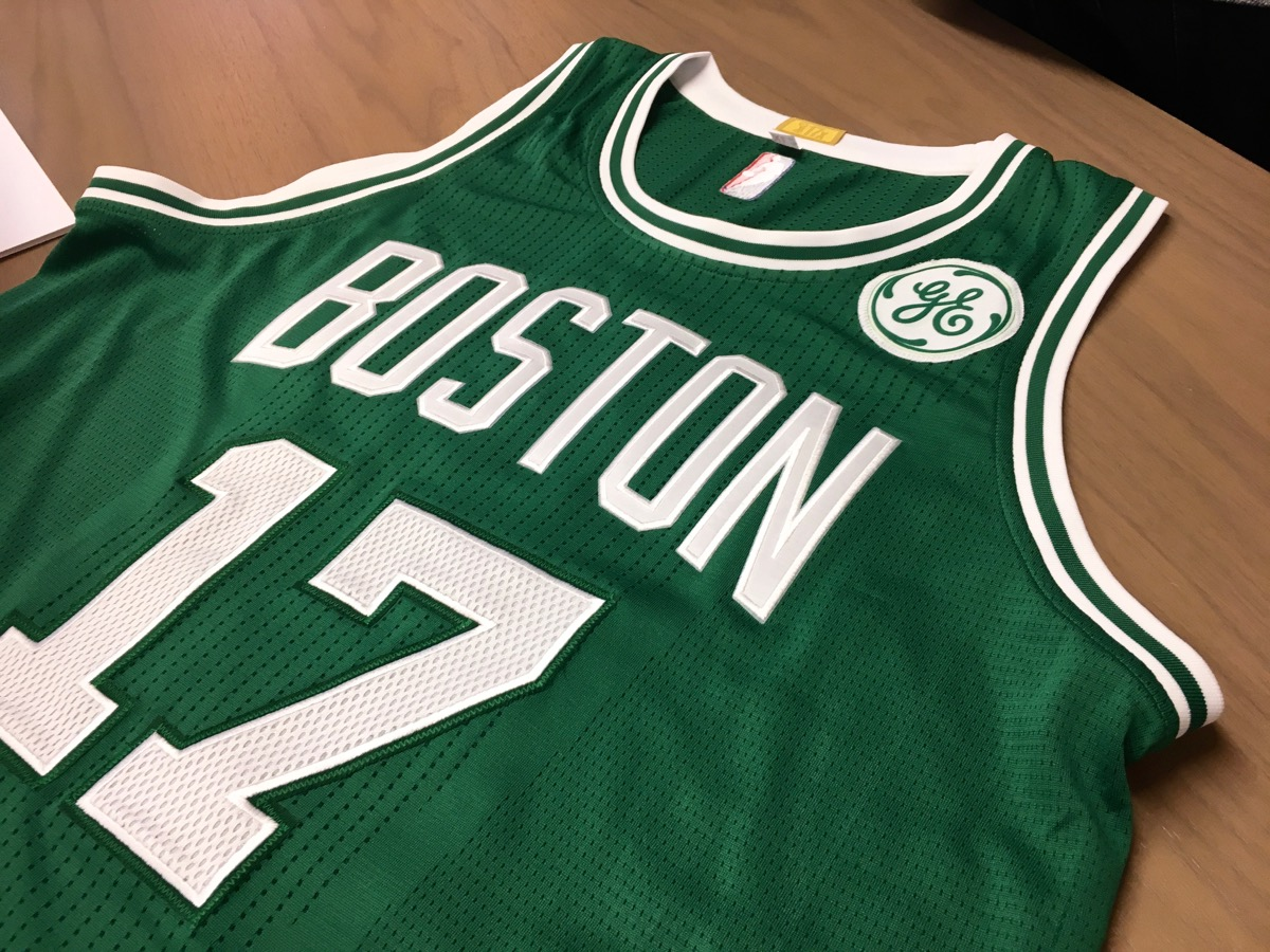 dd951510160 General Electric Inks Deal to Put Its Logo on Celtics Jerseys