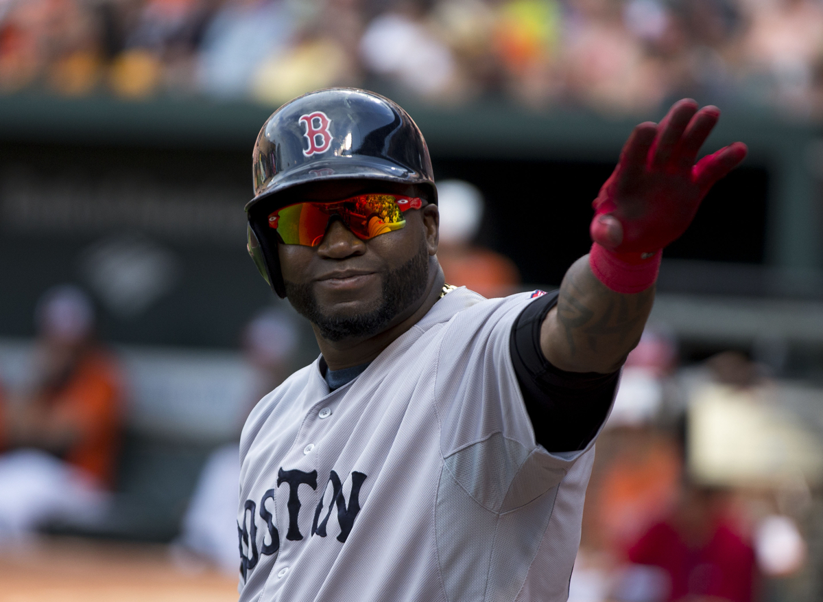 Red Sox Announce Date For David Ortiz's Number Retirement