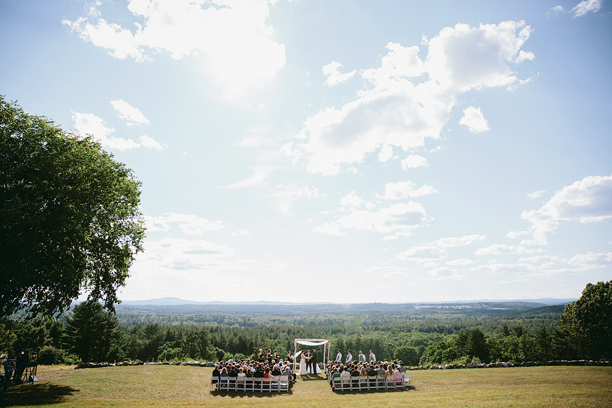 fruitlands museum west of boston wedding venues