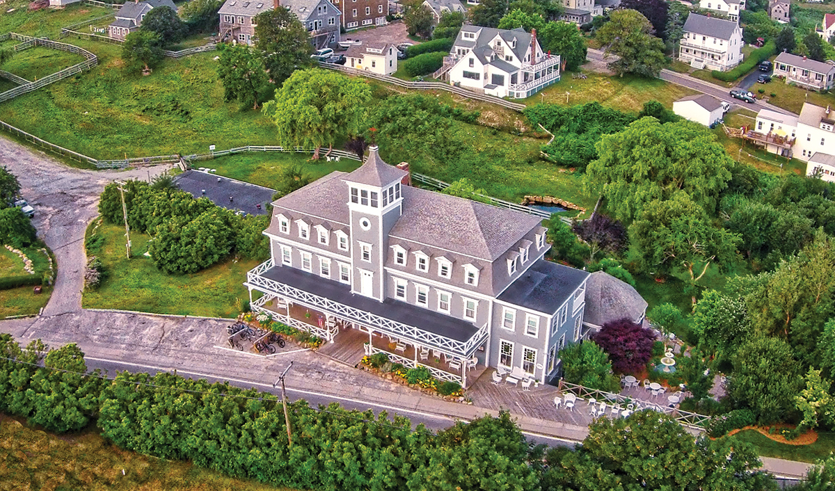 Hotel Manisses Block Island Ri Wedding Venues