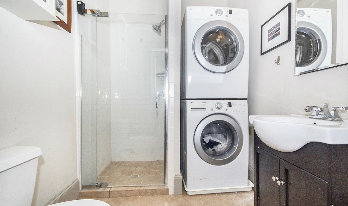 Five Apartments For Rent With In Unit Laundry Boston