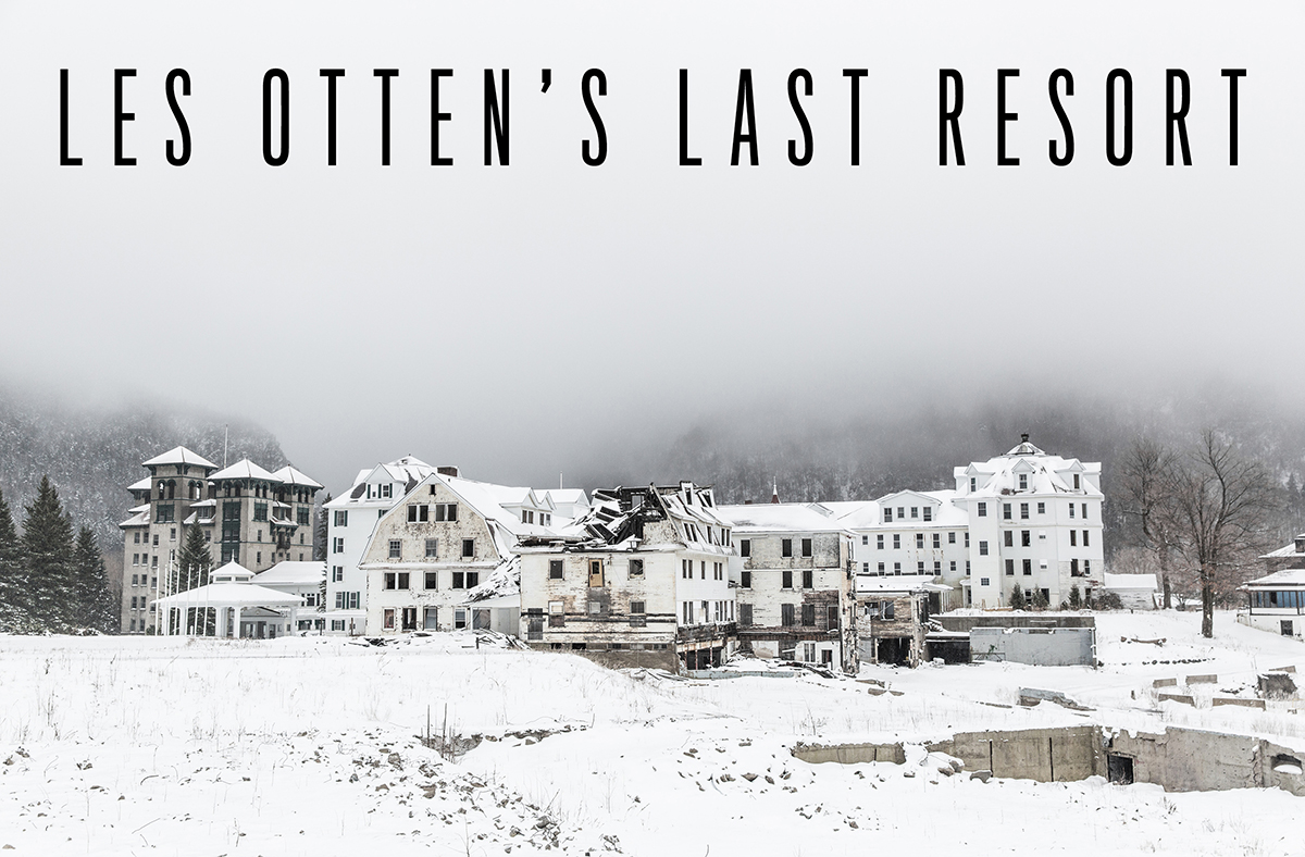 les otten balsams ski resort 1