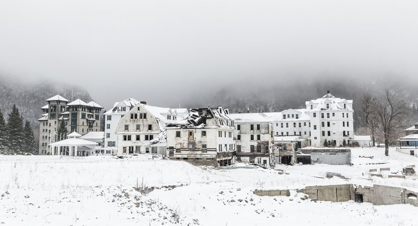 les otten balsams ski resort sm