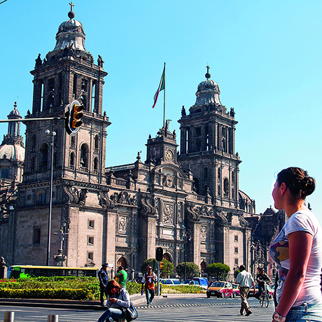 mexico city sq