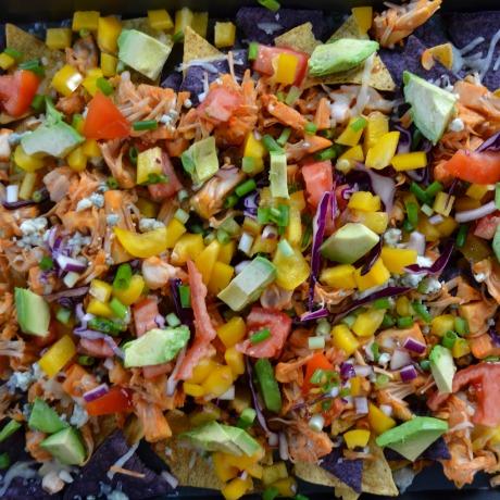 nachos square