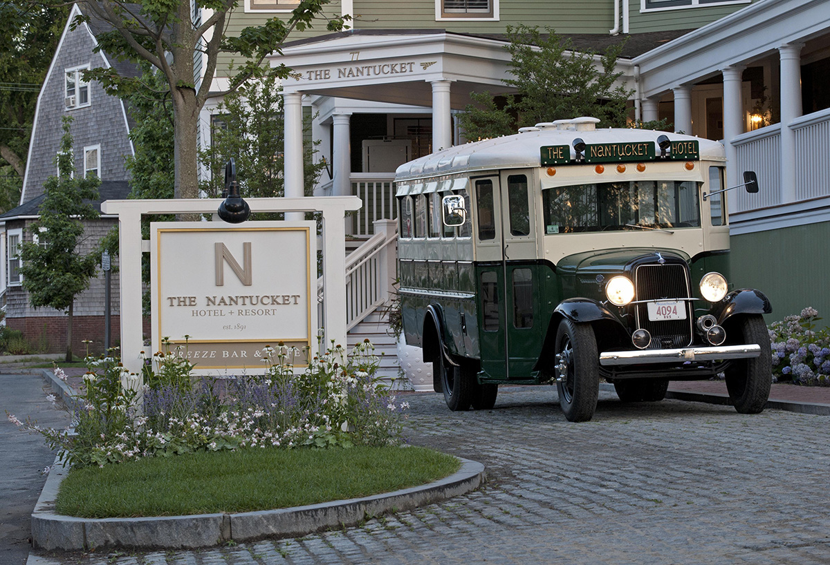 Photo courtesy of the Nantucket Hotel & Resort