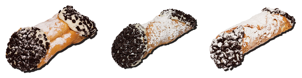 north end ricotta cannolis
