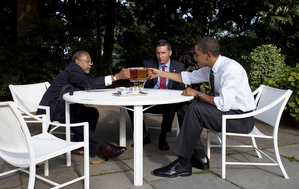 obama boston moments beer summit Henry Louis Gates Jr. Sergeant James Crowley