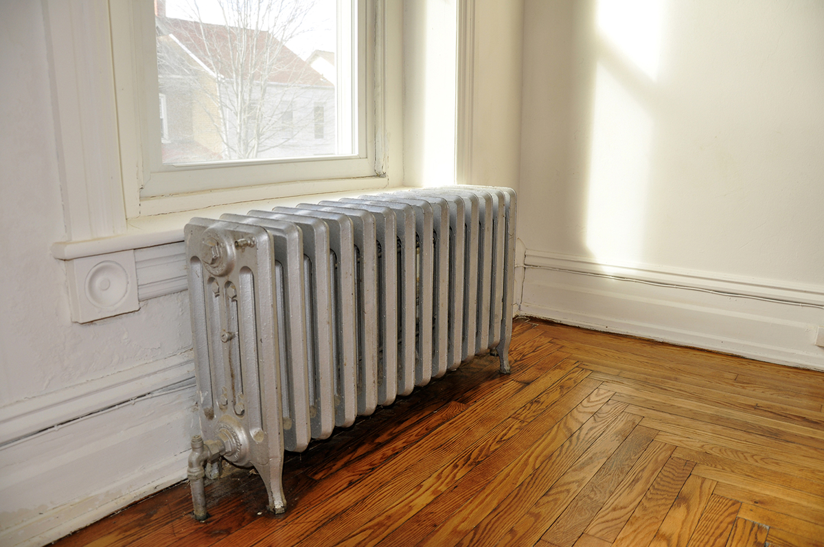 steam radiator