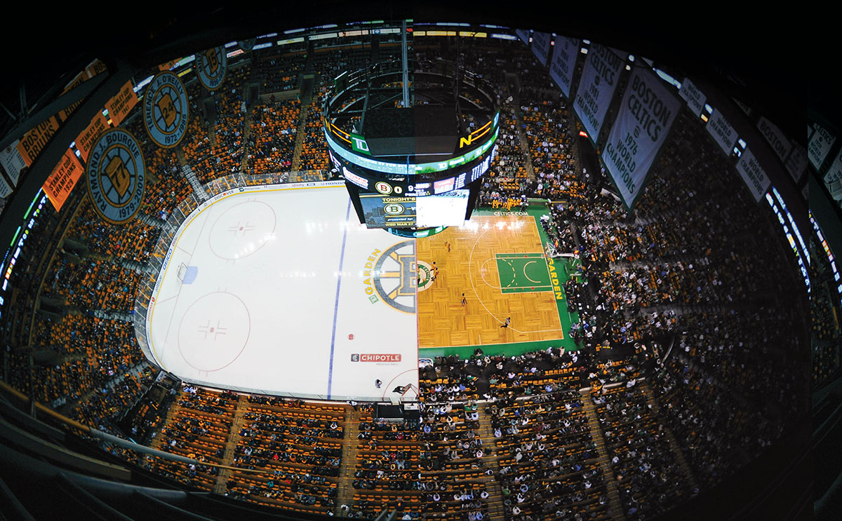 boston td garden. Td Garden Boston E