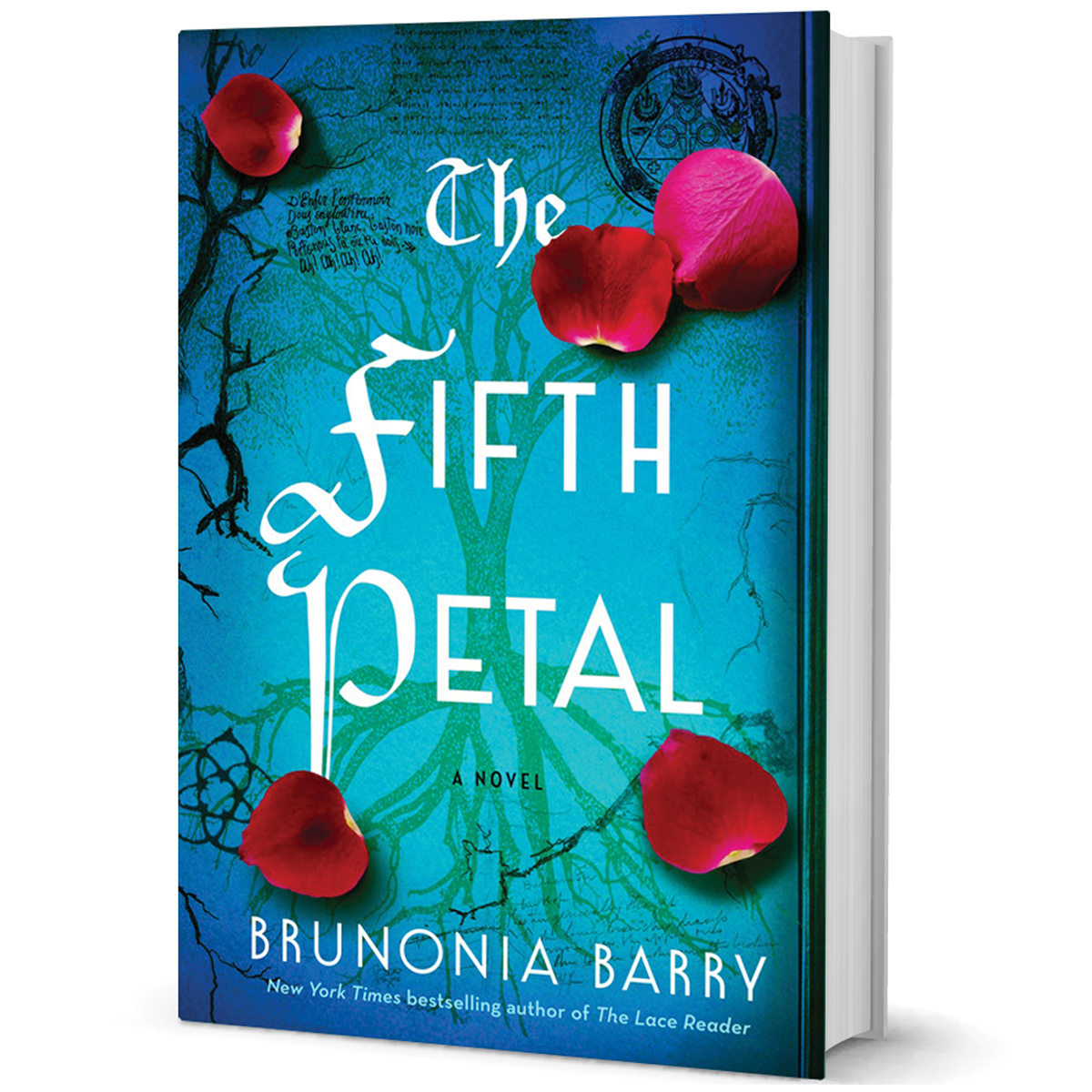 the fifth petal book cover