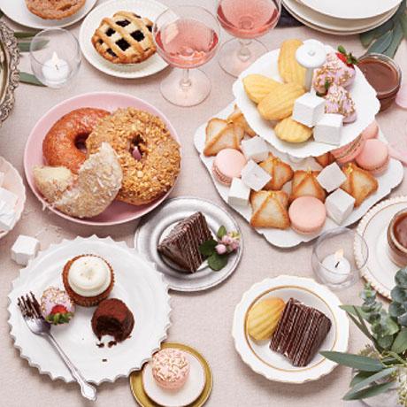 wedding desserts boston sq