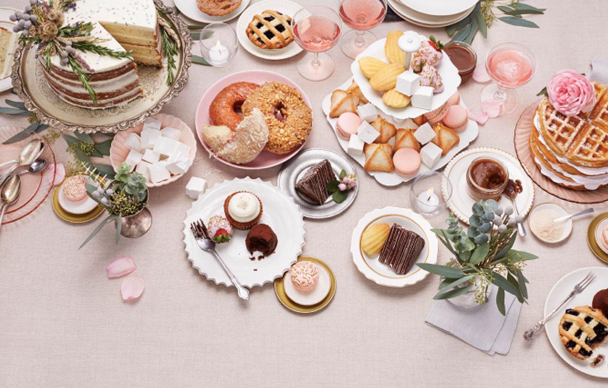 wedding desserts boston