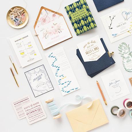 wedding invitations stationery boston sq