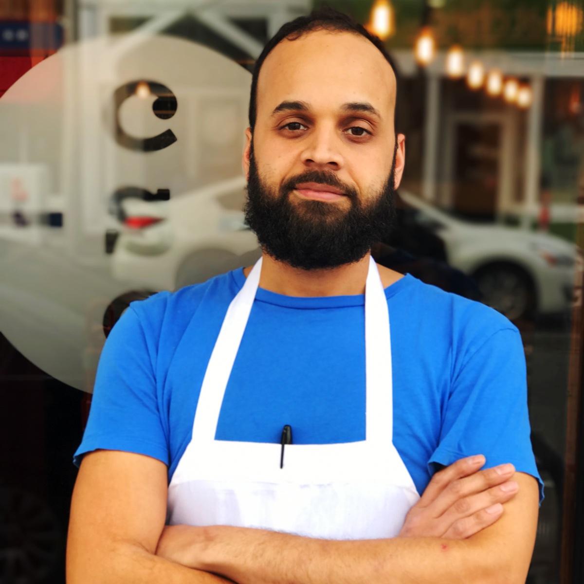 Centre Street Cafe chef Sean Callahan