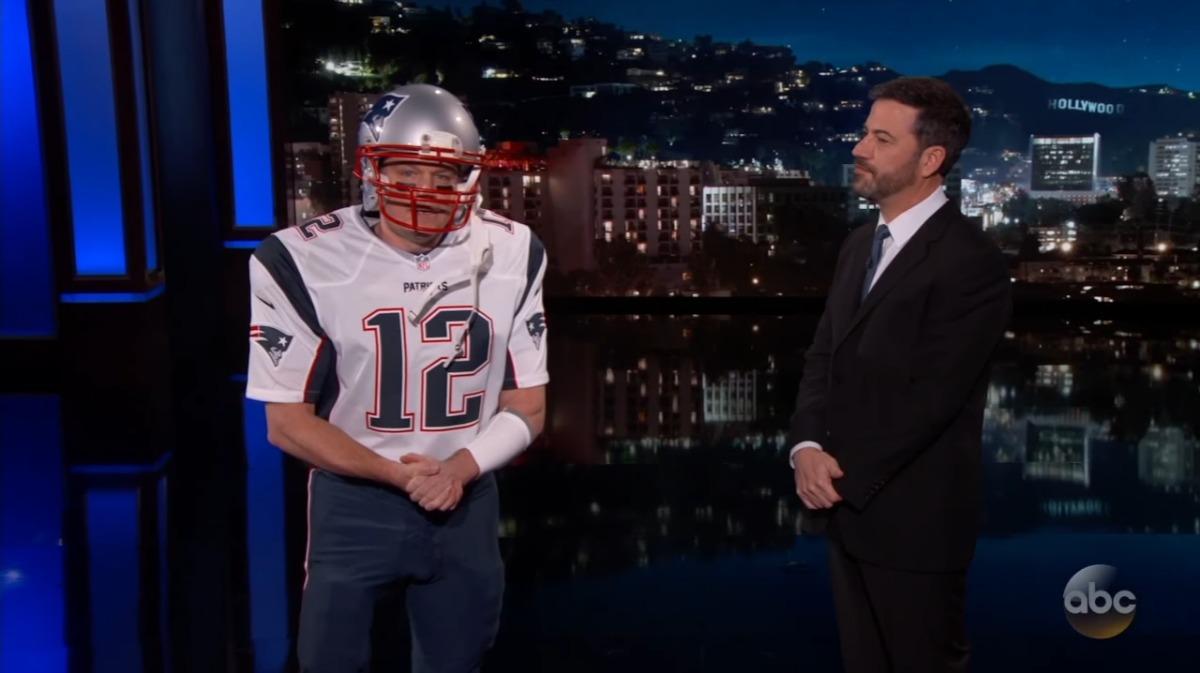 Matt Damon on Jimmy Kimmel 2-6