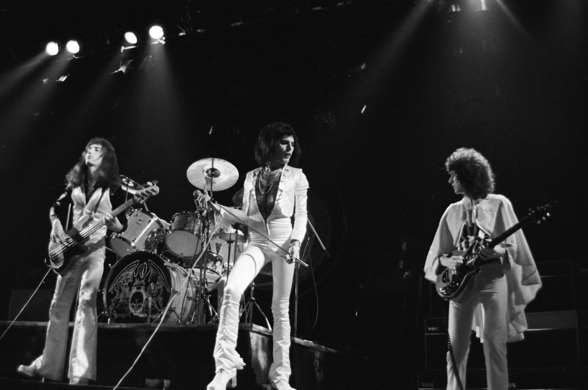 Queen S North American Tour