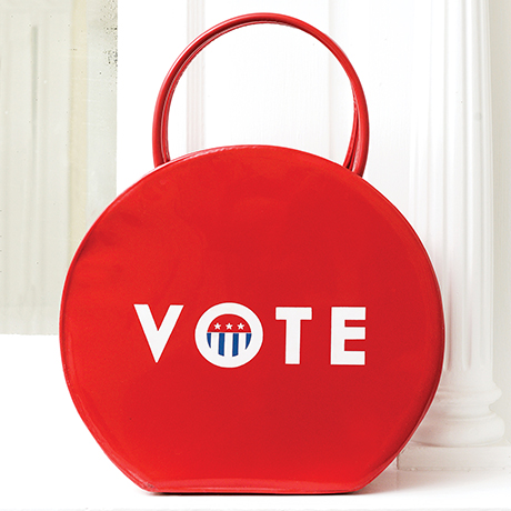barbara lee vote purse sq