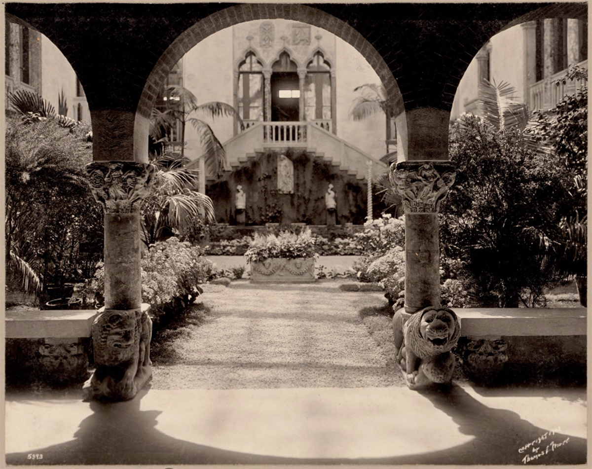 Tbt When The Gardner Museum Opened To The Public