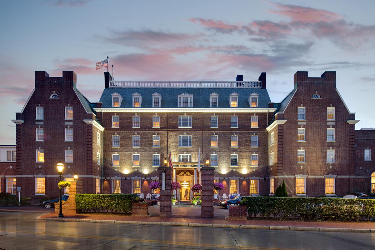 Photo courtesy of Hotel Viking