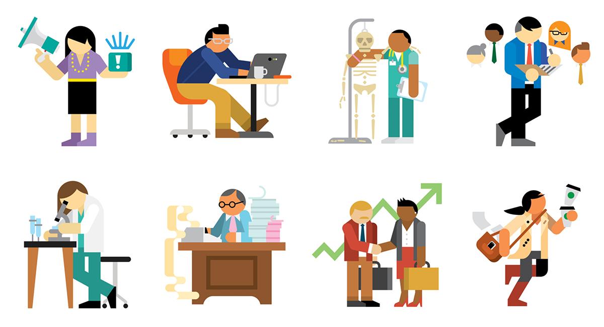 Bilderesultat for popular jobs