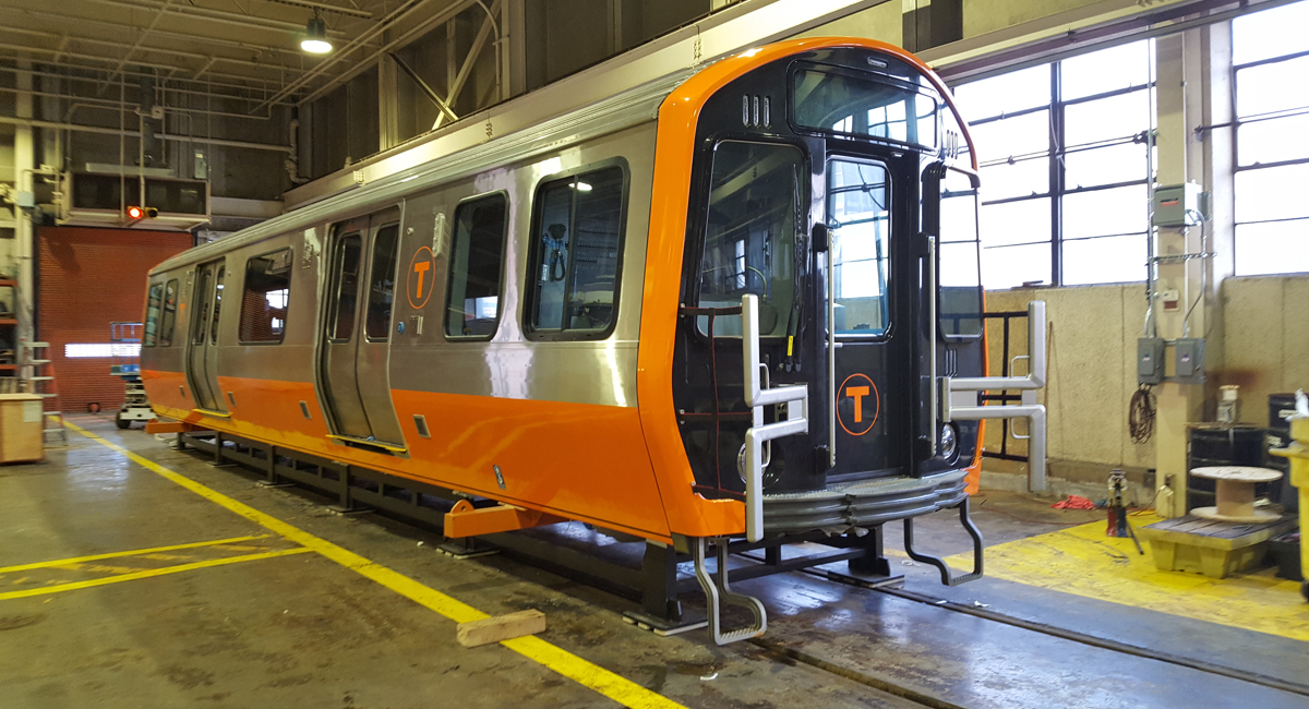 The orange line mockup has arrived in boston boston magazine sciox Gallery