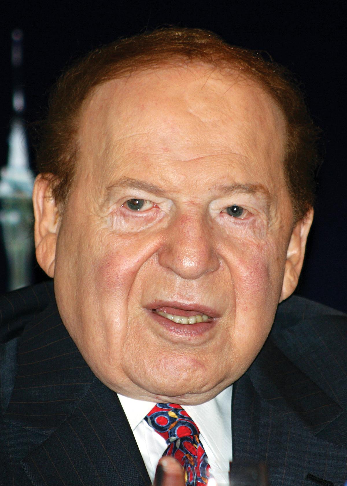 sheldon adelson boston billionaires
