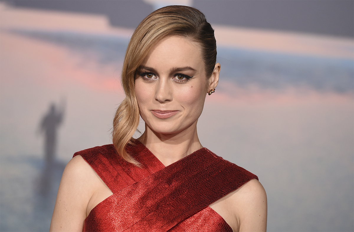 Brie Larson says her not clapping at the Oscars ''speaks for itself''
