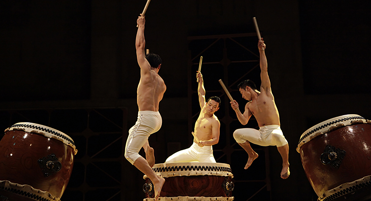 kodo drumming group essay Not all drummers are known for their discipline it's hard to imagine a young ginger baker rising at 5am to go on a 10km run, keith moon meticulously scrubbing wooden floors or john bonham performing a delicate tea ceremony, but all of these things are integral to the training of japan's kodo.