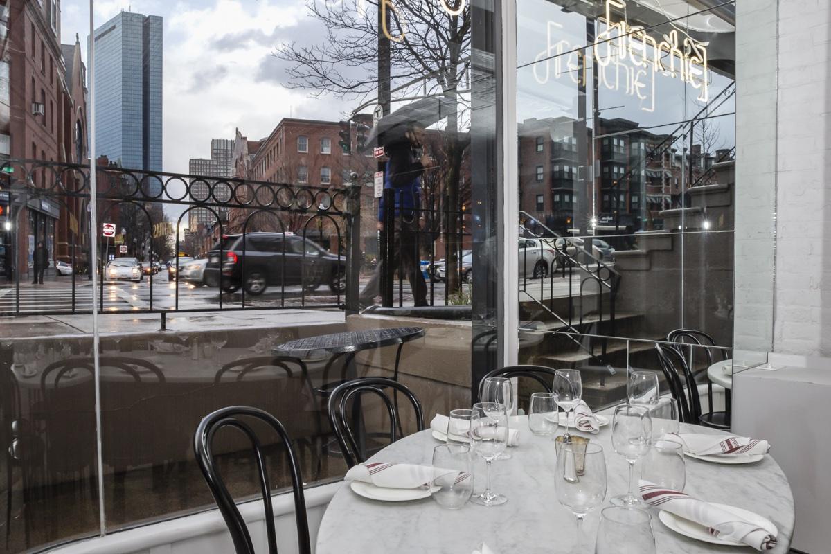 Frenchie Restaurant Boston