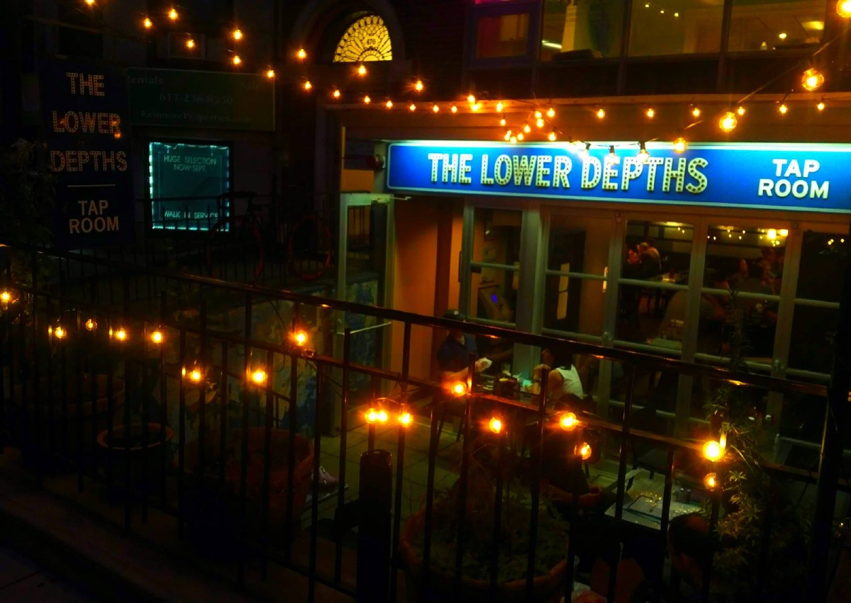 Lower Depths Tap Room