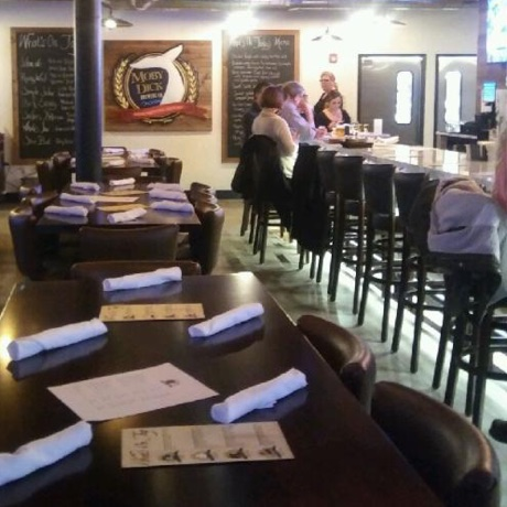 Moby Dick Brewing Co. photos provided