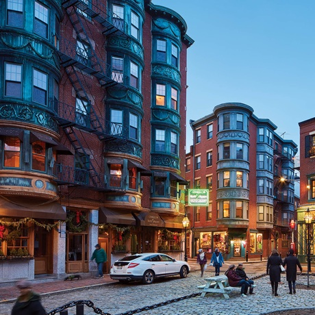 North Square Boston restaurants