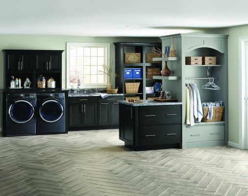 Photo by Schrock for Kitchen Views at National Lumber