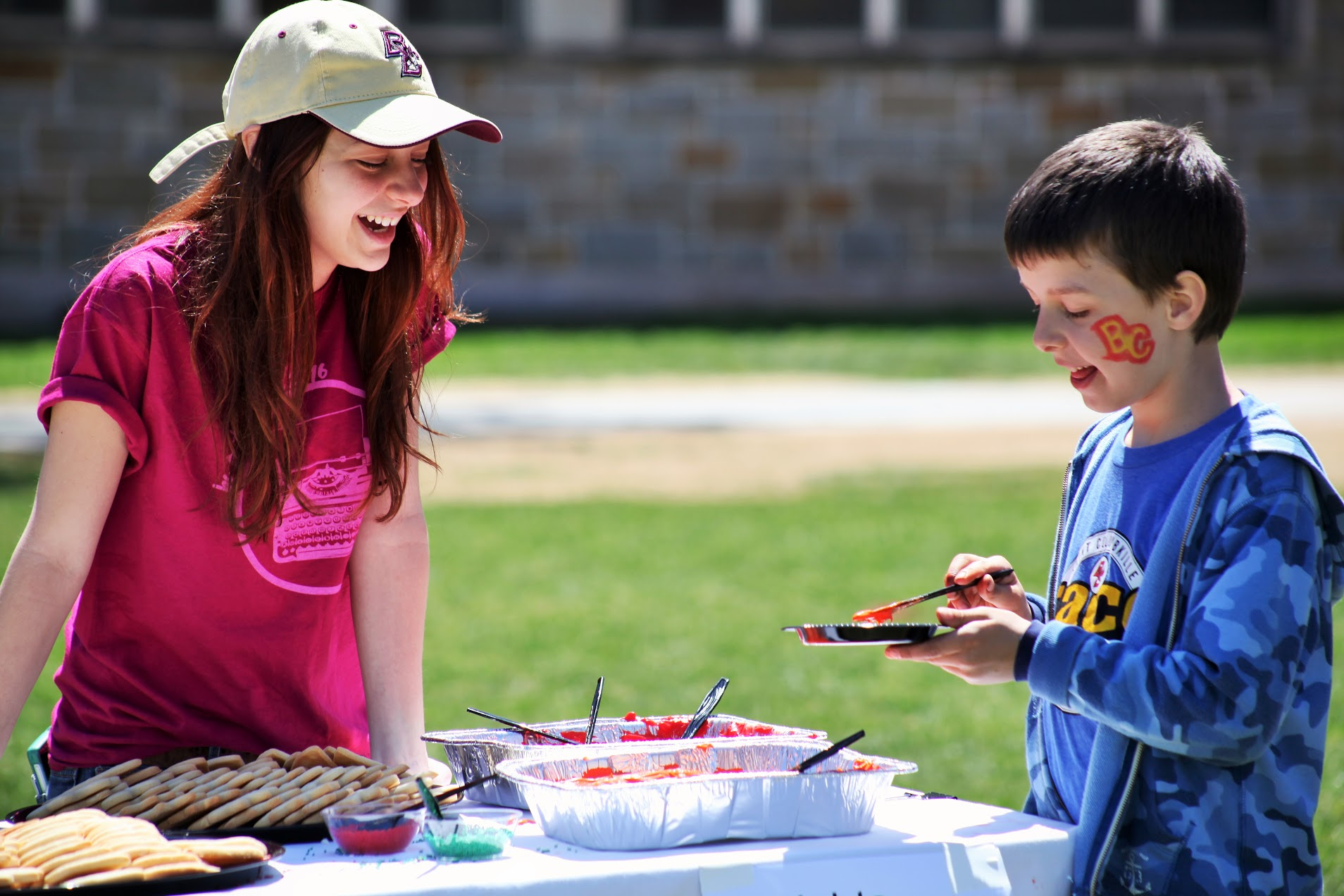Photo provided by Boston College Arts Fest