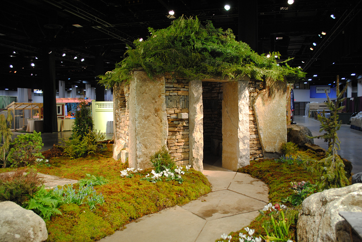 here s your first look at the 2017 boston flower garden show boston magazine ForBoston Flower And Garden Show 2017