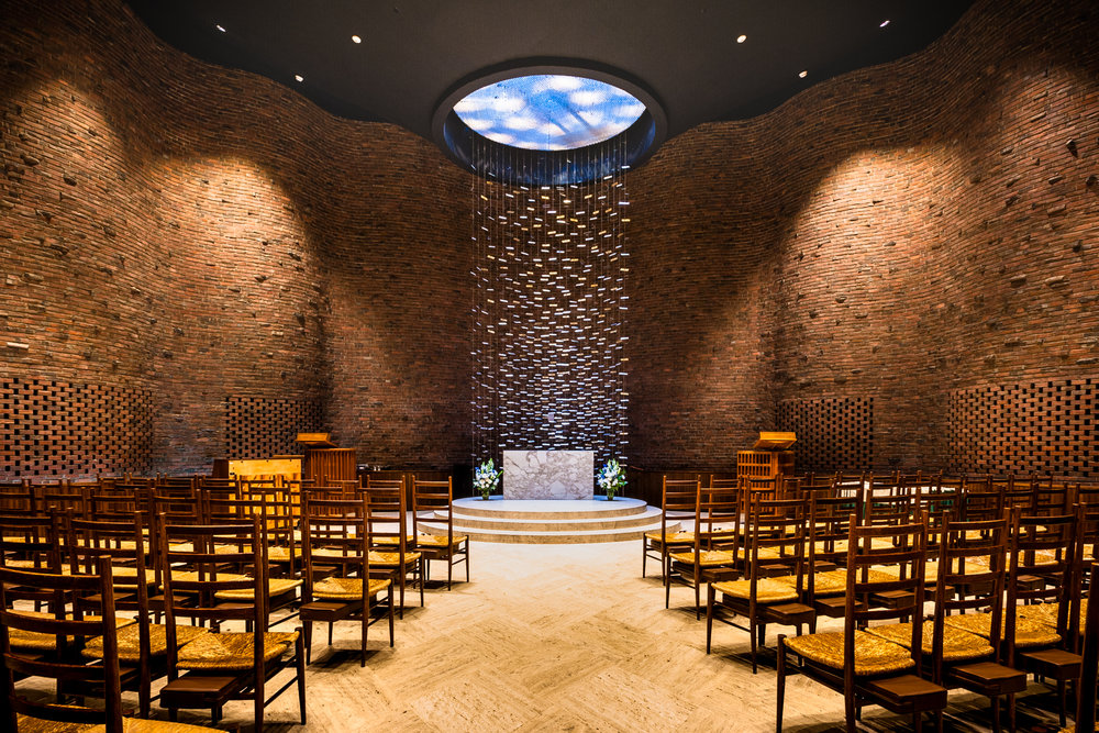 MIT Chapel / Photo by Randall Armor