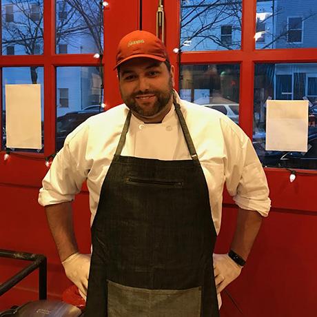cunard Chef Anthony Pino feat