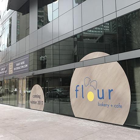 flour feat use