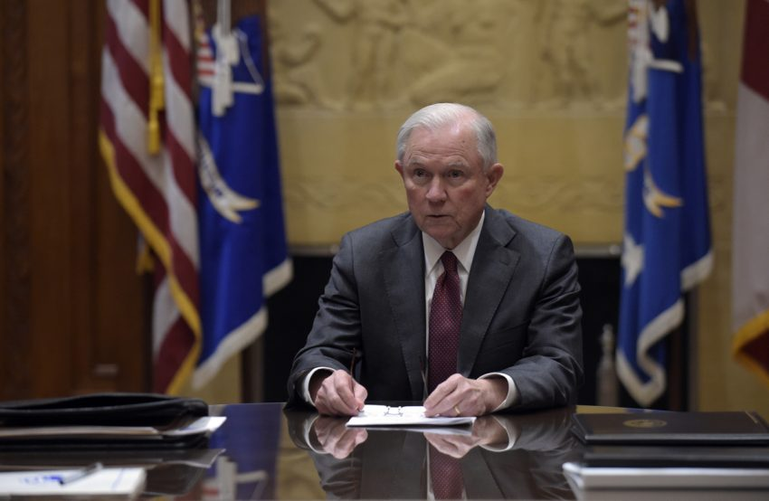 jeff sessions marijuana heroin