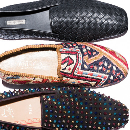 mens smoking slippers sq