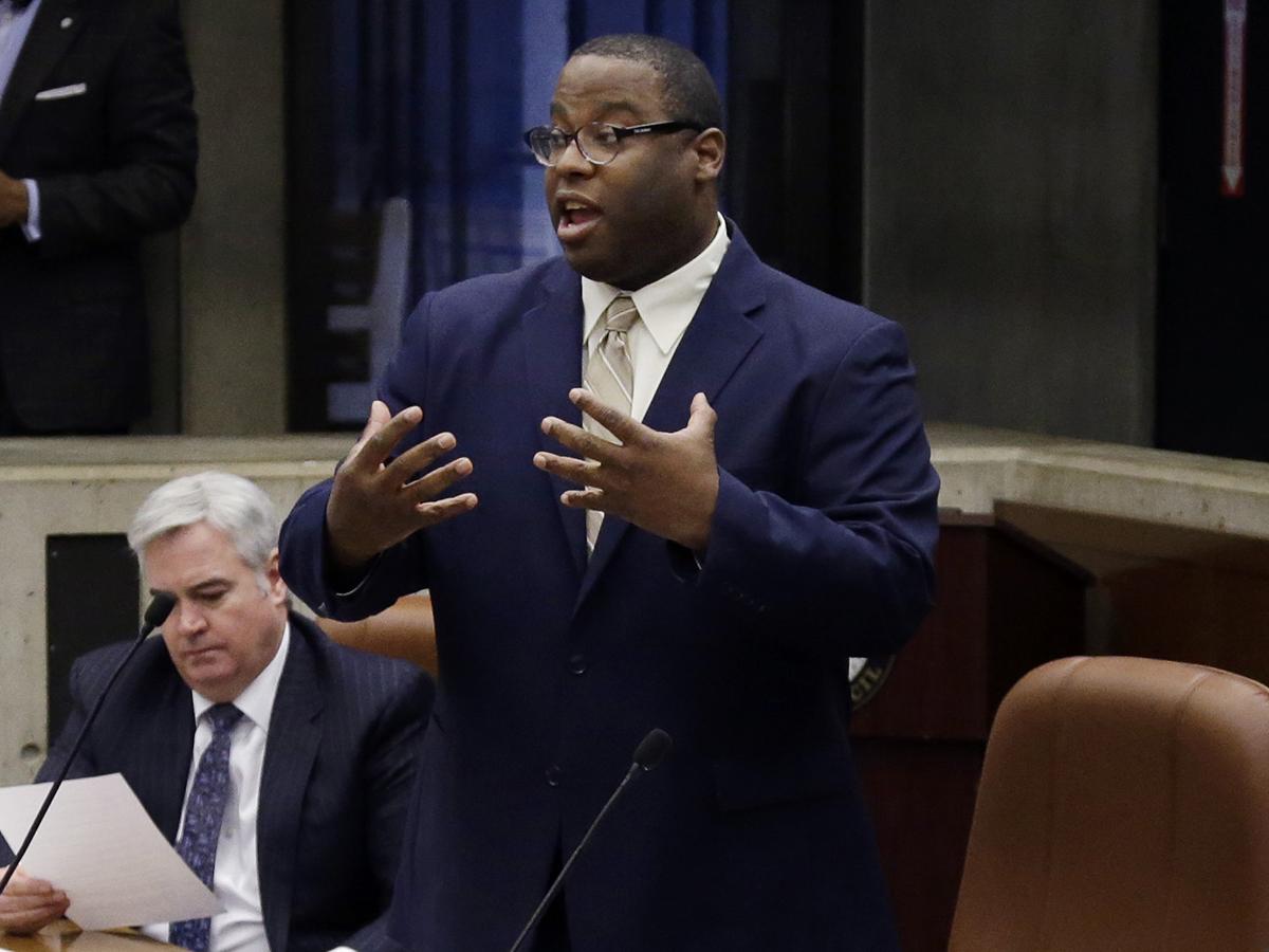 Tito Jackson Boston City Councilor