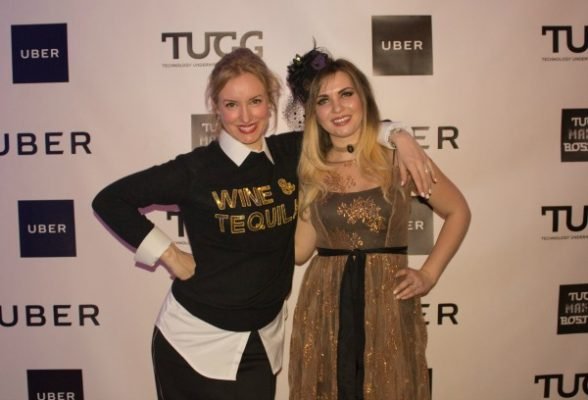 Zoe Antetakis (Executive Director, TUGG), Elizabeth Dobrska (Managing Director, TUGG) / Photo by Christine Belsky