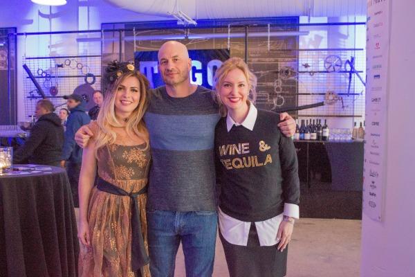 Elizabeth Dobrska (Managing Director, TUGG), Jeff Fagnan (Partner @ Accomplice, Founder @ TUGG) / Photo by Christine Belsky