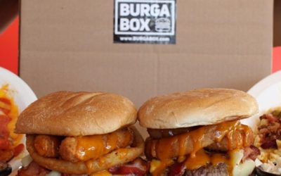 The 420 HotBox from Boston Burger Co.