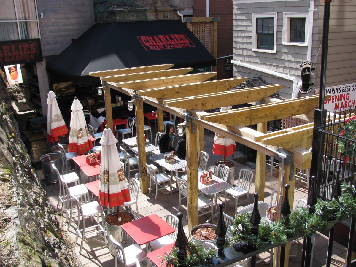 Charlie's Beer Garden